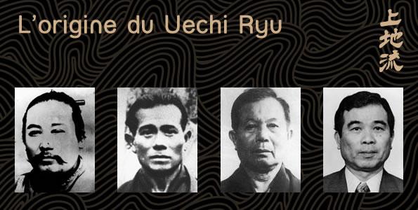 L'Origine du Uechi Ryu
