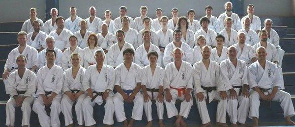 Stage de Uechi-ryu Karate-do du samedi 17 mai 2008 à Paris