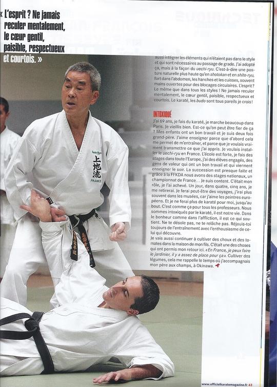 revista de la página de karate 6