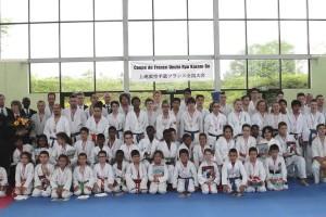 Coupe de France Uechi Ryu 2014 - Kumite