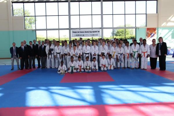 Les médaillés combat