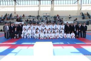 Les médaillés kata