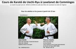 Karaté Uechi Ryu-Lavelanet