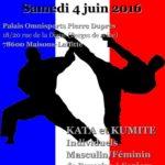 Coupe de France Uechi-Ryu 2016