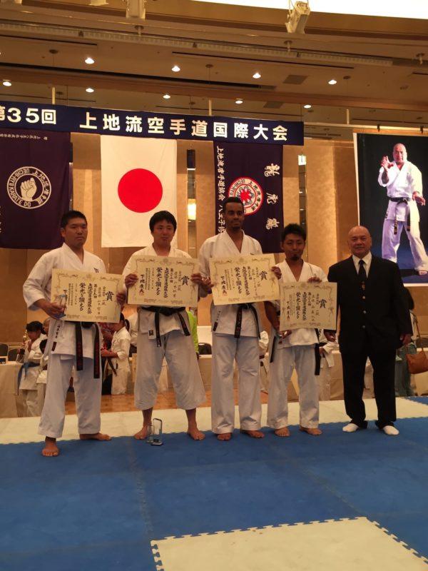 les vainqueurs en combat - Tokyo 2016