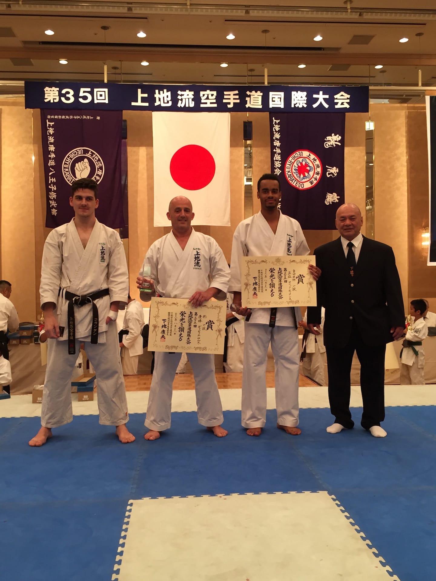 l'équipe de France Tokyo 2016